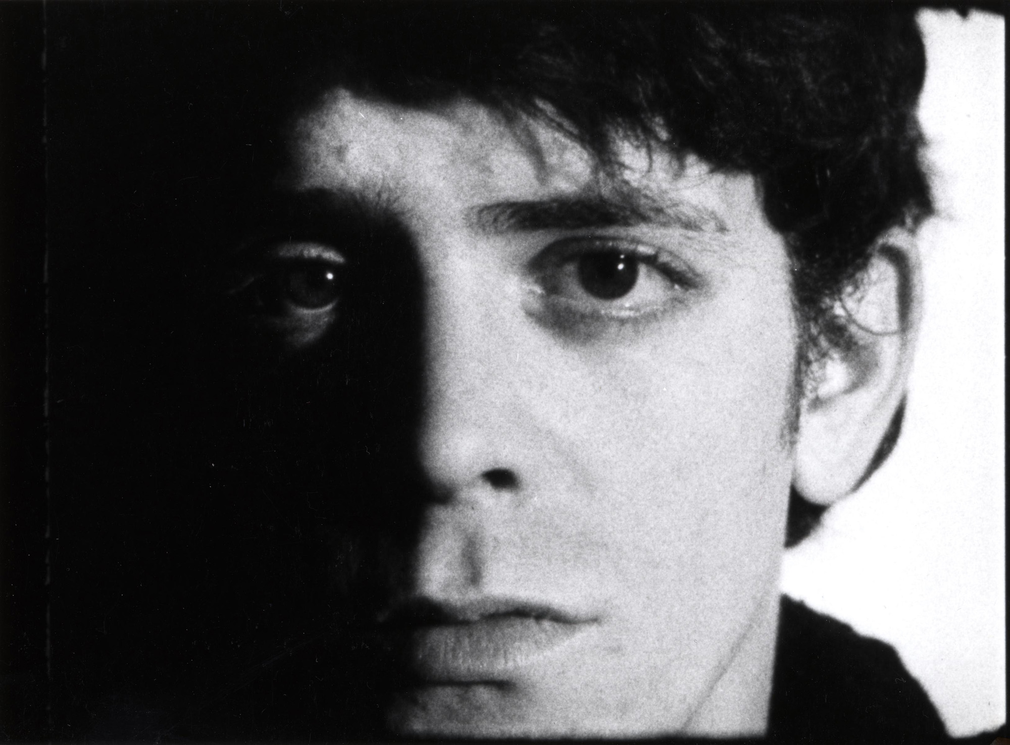 Andy Warhol. Screen Test: Lou Reed (1966). 16mm film (black and ...