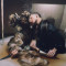 "Matthew Barney. Drawing Restraint 9: Shimenawa. 2005. Chromogenic color print in self-lubricating plastic frame. 43 x 43"" (109.2 x 109.2 cm). The Museum of Modern Art, New York. Gift of Barbara Gladstone. © 2010 Matthew Barney"