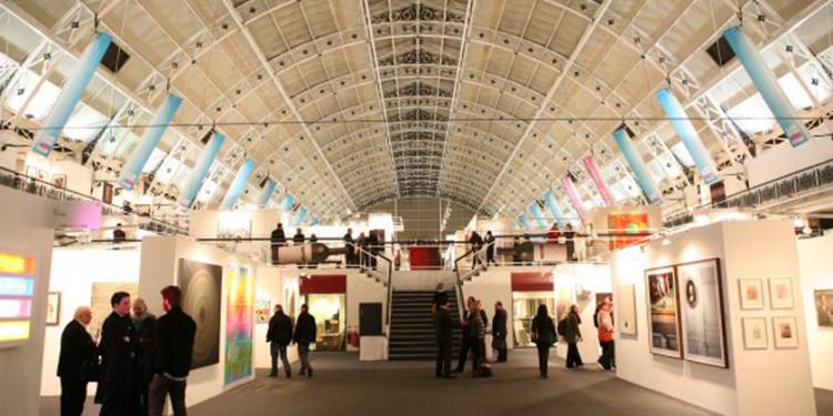 LONDON ART FAIR 2011