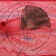 Text by Uemon Ikeda 2011 progetto/Viaggiatori sul ponte racconto parallelo/sospetti di tragedia nel fiume Quando la pioggia cadeva come fiume i pesci iniziano a volare nel cielo, si asciuga velocemente...