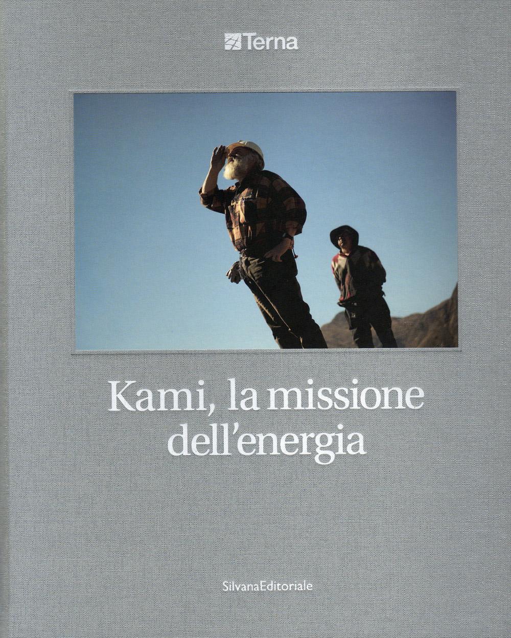 cover Kami, la missione dell'energia