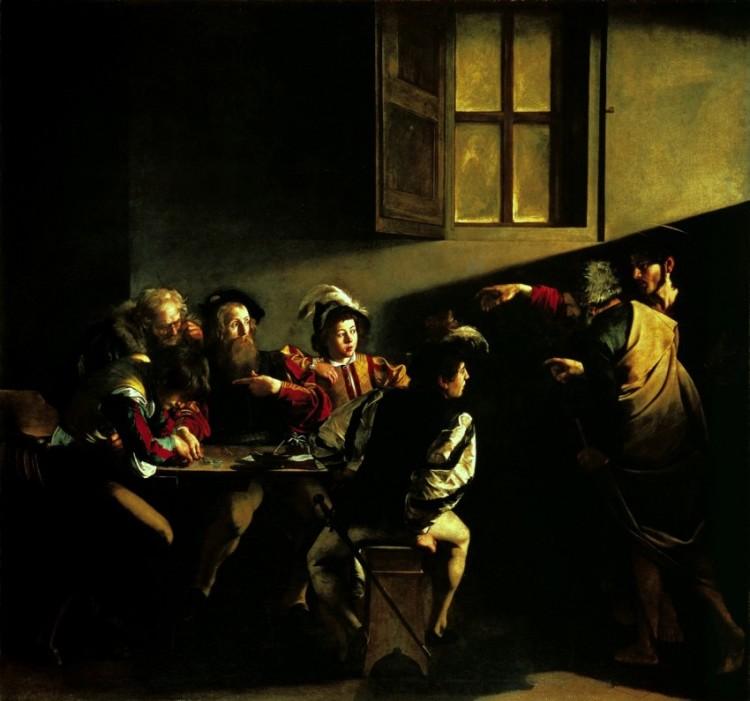 Chiamata di San Matteo