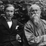 Rabindranath Tagore and Kurt Wolff. From Kurt Wolff: ein Literat und Gentleman, by Barbara Weidle, Weidle Verlag, Bonn. Photograph courtesy Timothy Benson.