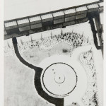MOHOLY-NAGY László View from the Radio Tower, Berlin, 1928 Gelatin silver print, 28 x 21.3 cm Private collection ©Hattula Moholy-Nagy/VEGAP 2011