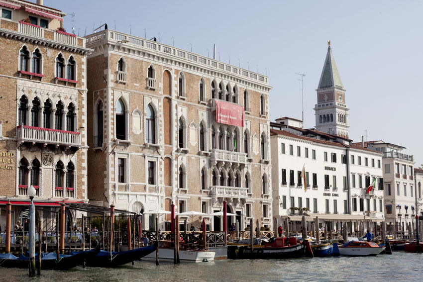 Ca' Giustinian Headquarters of la Biennale di Venezia 2010 Photo: Giulio Squillacciotti Courtesy: la Biennale di Venezia
