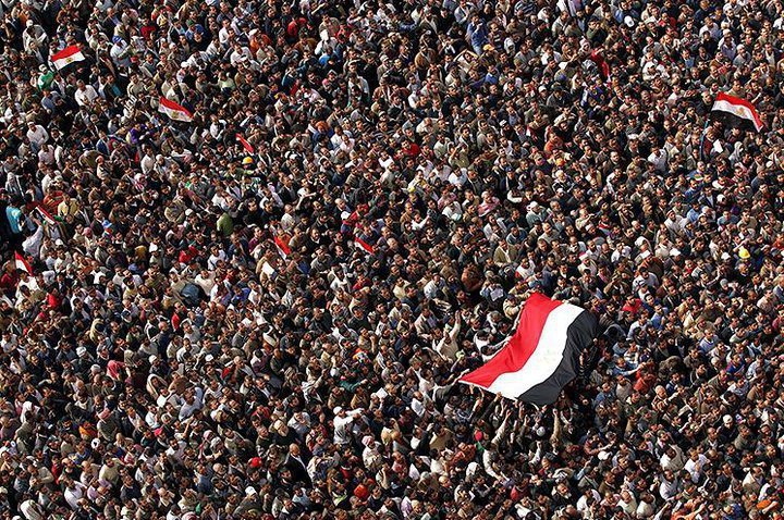 Revolution in Egypt February 22, 2011