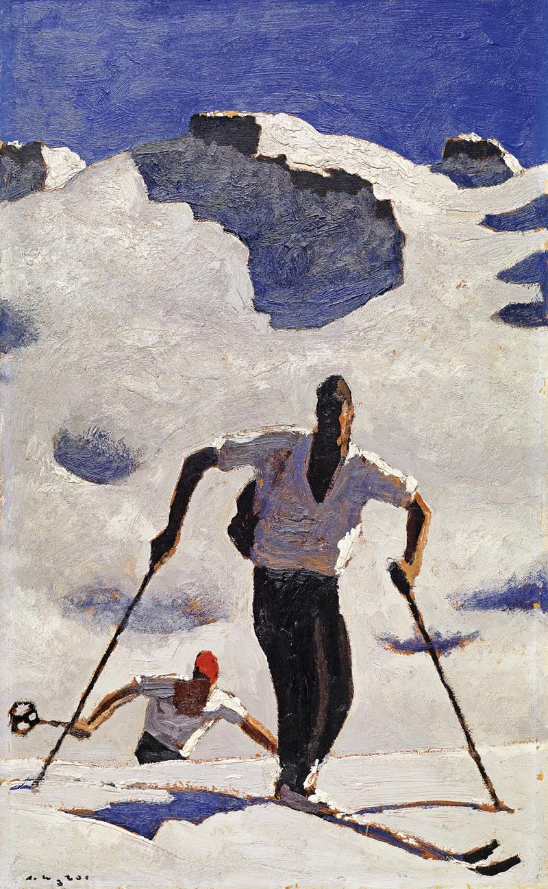 Alfons Walde, prezzo realizzato € 582.300, photocredit: Dorotheum Vienna