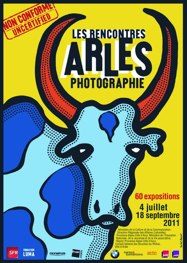 Arles 2011, Michel Bouvet