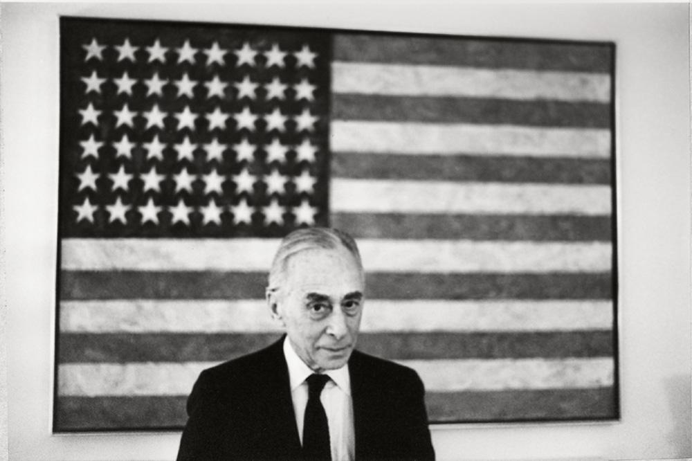 Milton Gendel, Leo Castelli, New York, 1982