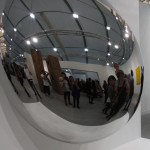 Anish Kapoor, Untitled 2011, Stainless steed, 217.2 x 222.8 x 97.6 cm, Lisson Gallery, photo by Luca Viola
