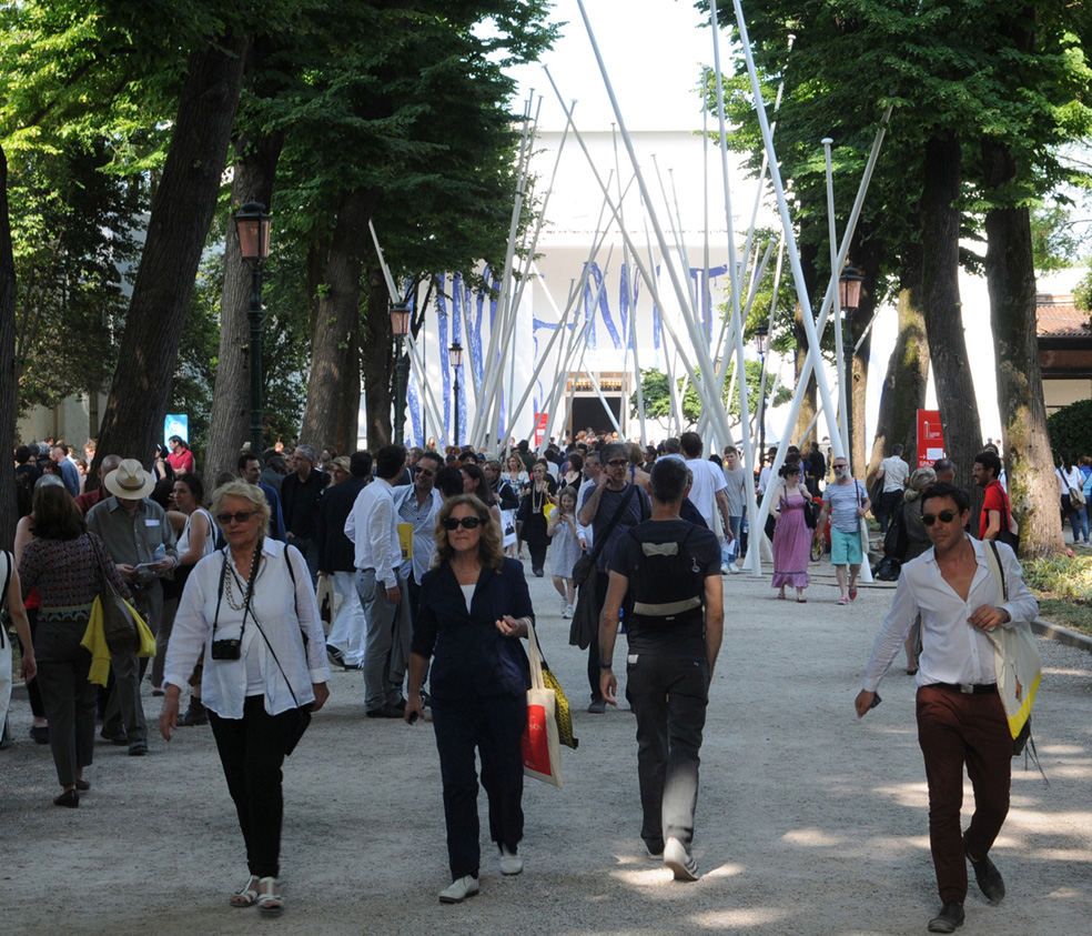 Biennale Arte 2011_giardini