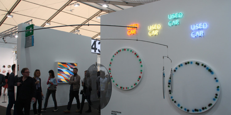 Frieze Art Fair 2011, photo by Luca Viola