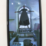 Marina Abramovic, The Levitation of Saint Teresa, 2010, Single flat-screen video installation, 11.21 minuted, looped, Edition 7/9 x 2 artist proofs, Lisson Gallery