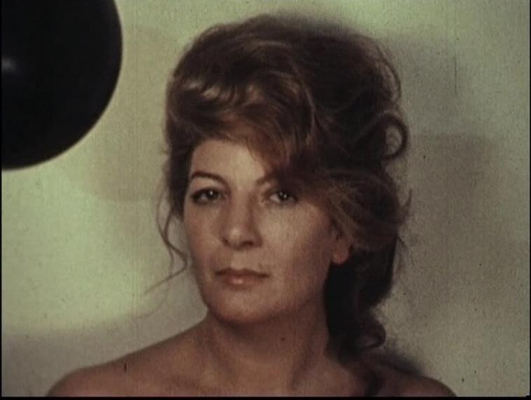 Marinella Pirelli, Doppio ritratto, 1974, video inedito, cinema sperimentale, collezione privata