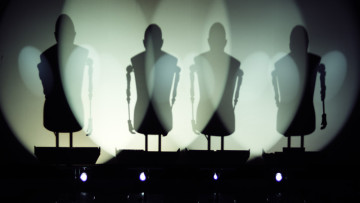 Image courtesy of Sprueth Magers, Berlin and London. © Kraftwerk