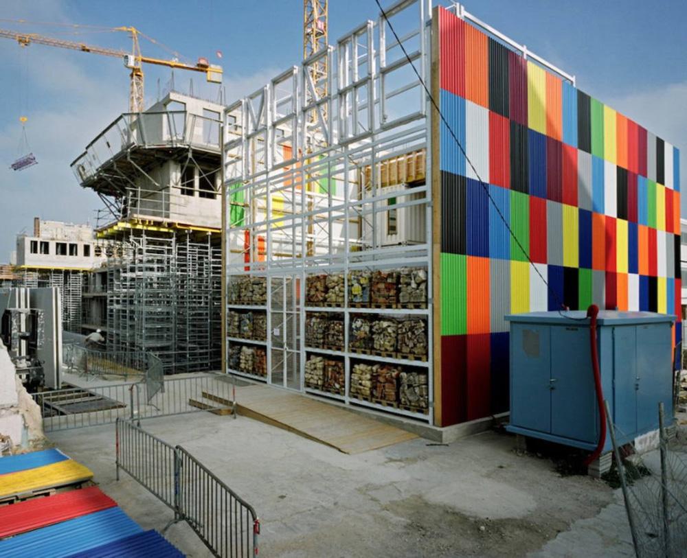 Quartiers Créatifs, Stefan Shankland Quartier des Hauts-‐de-‐Mazargue Crédit photographique: Sylvain Duffard
