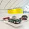 Museo Casa Enzo Ferrari - Modena - Marzo 2012 vettura verde : Maserati A6G/54 2000 Spider - vettura rossa : Stanguellini Junior - vettura 82 : Stanguellini 1100 Barchetta Ala d'Oro
