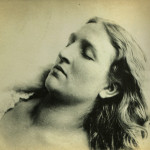 REJLANDER, Oscar Gustav - Álom (Mrs. Rejlander portréja) Sleep (A portrait of Mrs. Rejlander) - 1850 k. | ca. 1850 © Royal Photographic Society | National Media Museum | Science & Society Picture Library