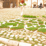Progetto In Albis Scalinata di San Bernardino, L'Aquila - 4 Aprile 2012
