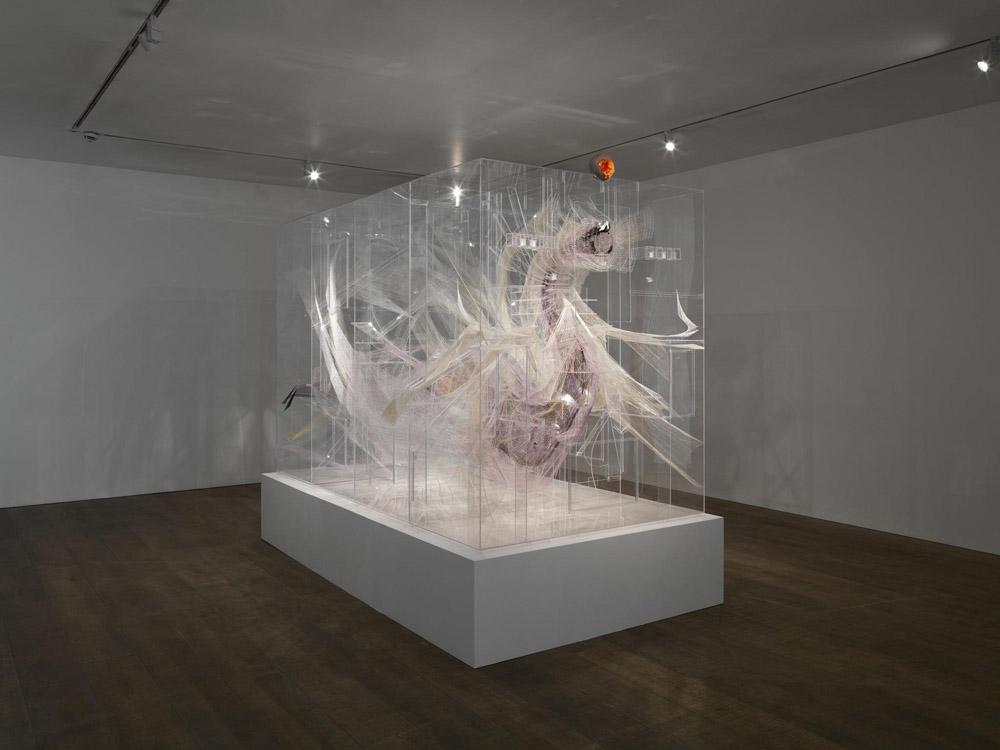David Altmejd Stuart Shave Modern Art London 1f