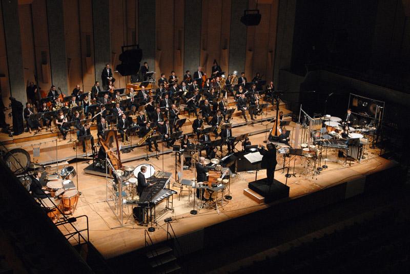Ensemble Intercontemporain (concerts des 30 ans de l'EIC), Cité de la Musique, Paris, 17.03.2007