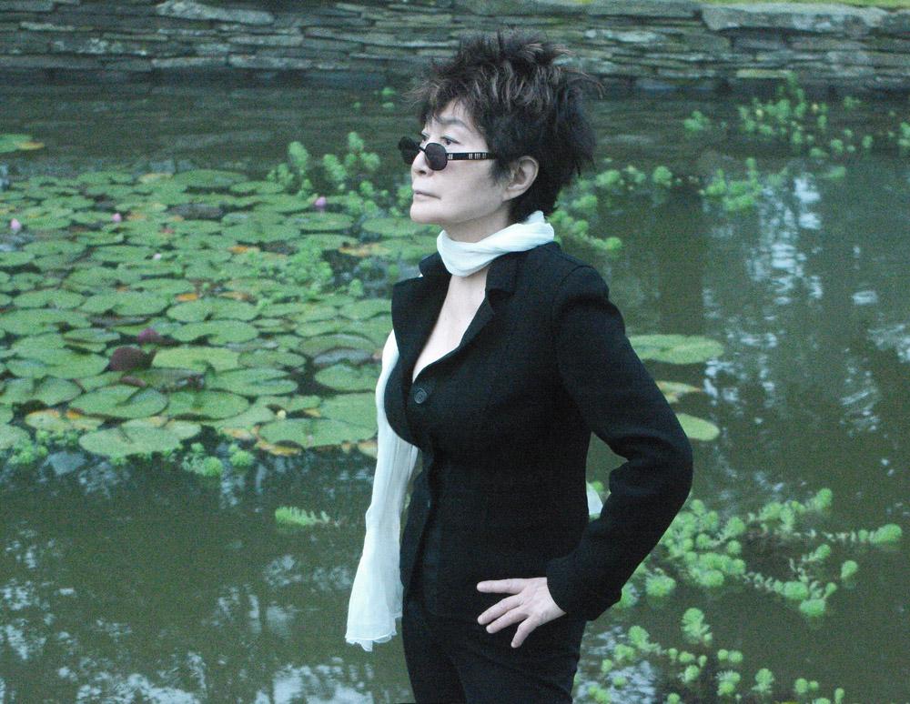 Yoko Ono Yoko Ono 2009 © Photo by Synaesthete, 2009
