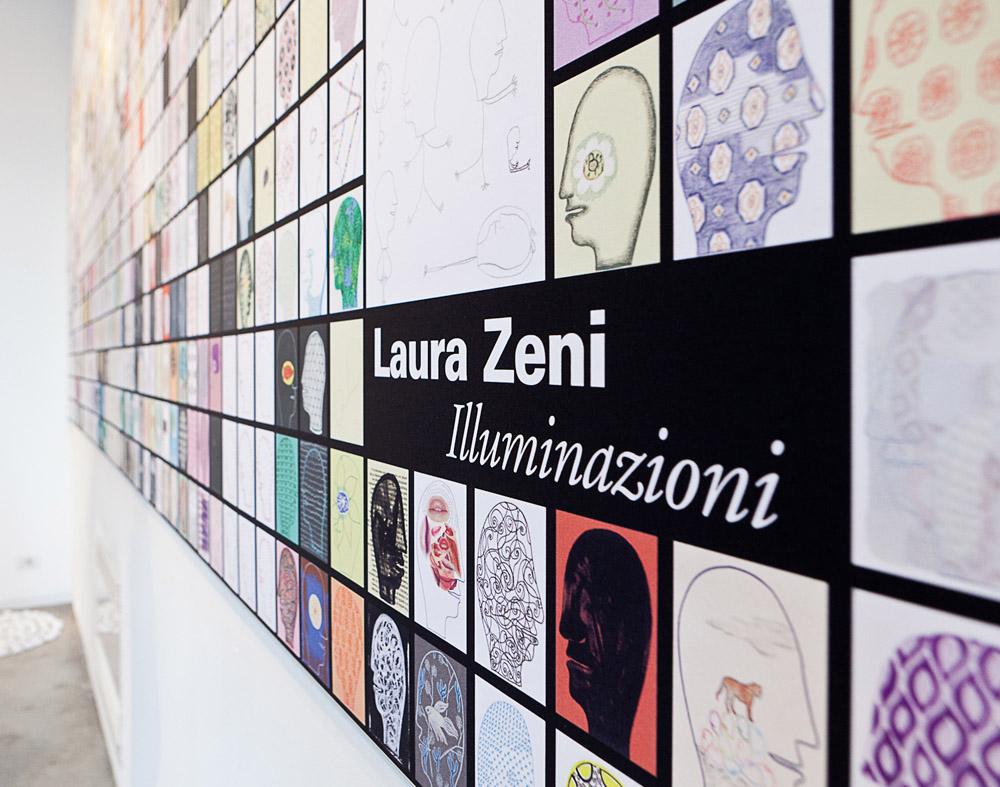 Laura Zeni_mostra Illuminazioni