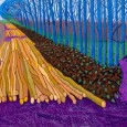 David Hockney. A Bigger Picture Press reception: Thursday, October 25, 12 a.m.; preview begins at 11 a.m. October 27, 2012 until February 3, 2013 David Hockney's swimming pool paintings are...