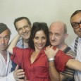 BAMBOCCIONI Che noia il posto fisso al teatro nuovo Gassman a Civitavecchia 5, 6, 7 ottobre, dal 16 ottobre al 4 novembre al teatro dei Servi a Roma, dall'8 al...