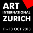 ART INTERNATIONAL Zurich 2013 15th Contemporary Art Fair Kongresshaus Zurich, Switzerland 11 &#8211; 13 October 2013 www.art-zurich.com ART INTERNATIONAL Zurich 2013 is full of promise for the next autumn, lively...