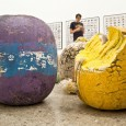 NEW COMMISSIONED WORKS BY GABRIEL OROZCO ON VIEW AT THE GUGGENHEIM NOVEMBER 9 Exhibition: The Deutsche Bank Series at the Guggenheim: Gabriel Orozco: Asterisms Venue: Solomon R. Guggenheim Museum – 1071...