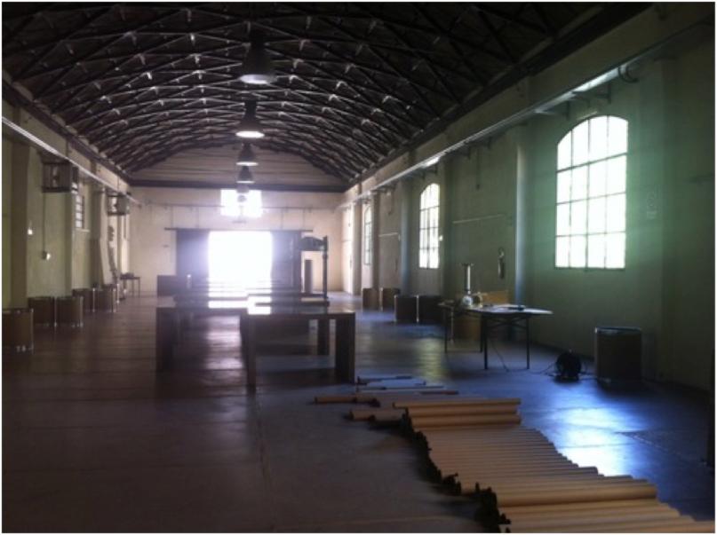 1. Sala Nagasawa - Interior view