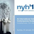 sculpture network New Year's Brunch 2013 (nyb'13) International Celebration of Contemporary Sculpture Alessandra Porfidia in cooperation with Vittoria Biasi Studio Alessandra Porfidia Via del Banco di S. Spirito 50- 00186,...