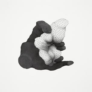 MIN JUNG-YEON Masse 1 32,6 x 32,6 cm encre de Chine sur papier 2012