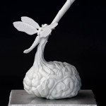 FABRE - BRAIN WITH DRAGONFLY BD 12