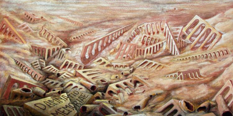 RUINAS TÉCNICAS. Mariano Gómez de Vallejo, 1993