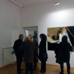 Franco Ciuti (a sin.), Bucciano, Malta, Mascelloni / Dualism - Dualità - Centro Di Sarro, Roma
