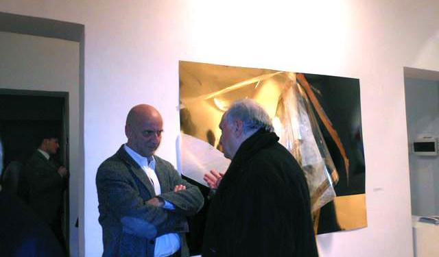 Enrico Mascelloni, Michele Cossyro / Dualism - Dualità - Centro Di Sarro, Roma