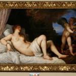 Tiziano Vecellio Danae e la pioggia d'oro, 1544 – 1545 Olio su tela Napoli, Museo di Capodimonte Fototeca della Soprintendenza Speciale per il PSAE e per il Polo Museale della città di Napoli