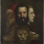 Tiziano Vecellio Allegoria del Tempo governato dalla Prudenza, 1565 circa Olio su tela Londra, The National Gallery presented by Betty and Davis Koetser, 1966