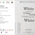 English Press release National Museum of Contemporary Art, Korea and Vittoria Biasi present White & White Dialogue between Korea / Italy ROMA, Museo Carlo Bilotti – Orangery Villa Borghese Viale...
