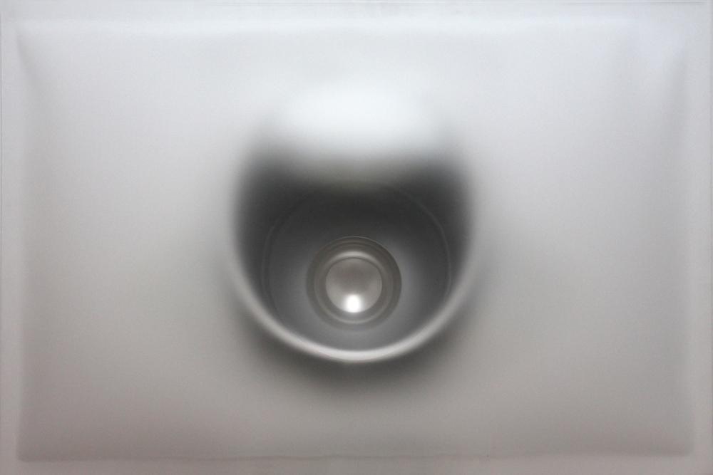 PAOLO RADI, Vuoto in sospensione, 2013 cm 100X150