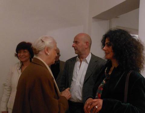 Vittoria Biasi, Adriana Bucciano, Liliana Malta, Enrico Mascelloni