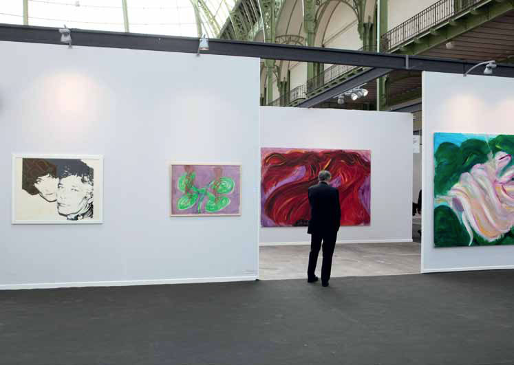 stand Galerie Bernard Ceysson