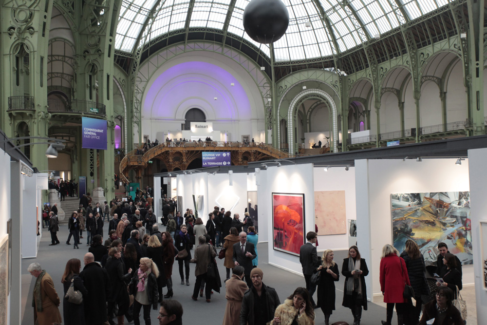 SALON ART PARIS ART FAIR
