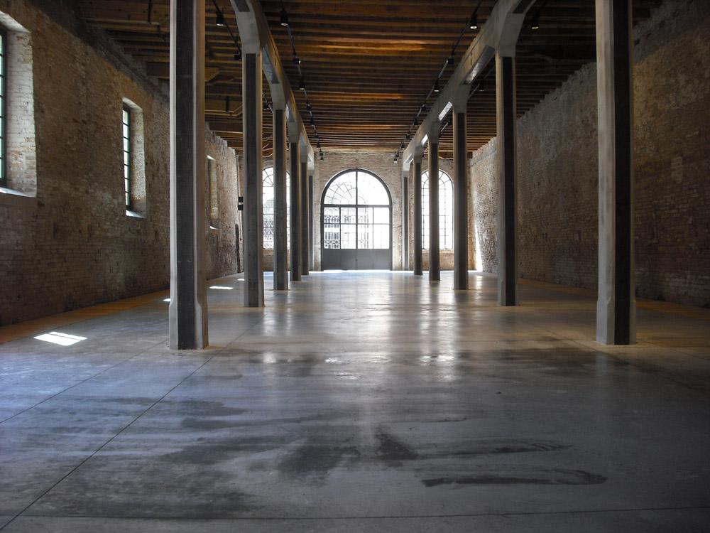 Sale d'Armi Nord Arsenale Padiglione Argentina Courtesy: la Biennale di Venezia