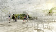 Serpentine Gallery Pavilion 2013 Designed by Sou Fujimoto 8 June &#8211; 20 October 2013 Kensington Gardens, London W2 3XA www.serpentinegallery.org The Serpentine Gallery Pavilion 2013 will be designed by multi...