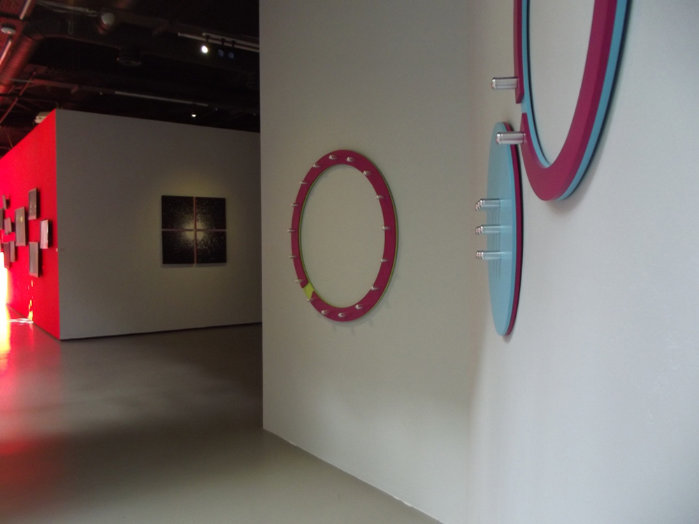 Exhibition View_Soon Yul Kang (Right), Jeong Min Moon (Middle), See Hee Kim (Far left)