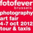 FOTOFEVER ART FAIR 2013 October 3rd to 6th, 2013 Brussels www.fotofeverartfair.com The new European photography art fair fotofever brussels closed its gates last Sunday (4-7 October 2012). After its inaugural...
