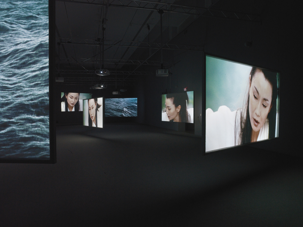 Isaac Julien ISAAC JULIEN TEN THOUSAND WAWES MOMA 1F MEDIAPROJECT
